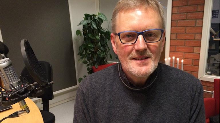 Urban Pettersson, ordförande för Rädda Barnens lokalförening i Västerås/Sala