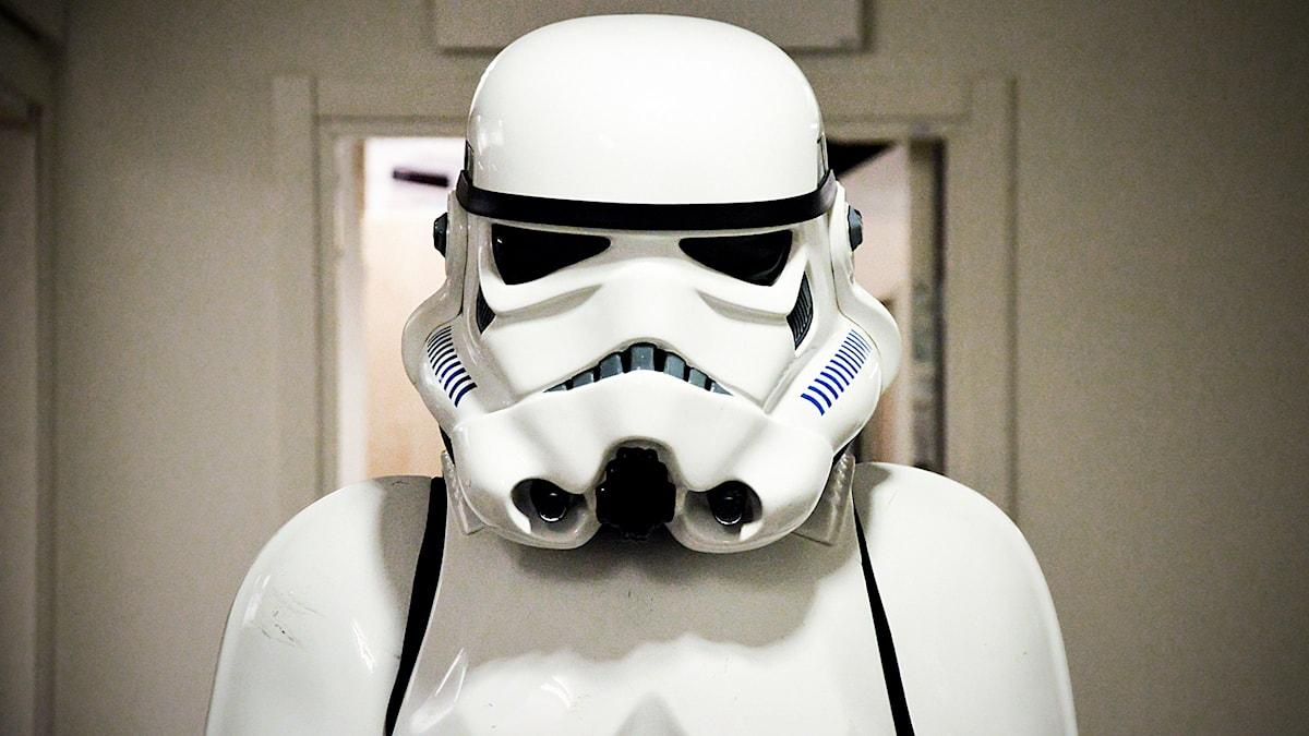 stormtrooper, star wars, starwars, filmpremiär, Henrik Pilerud, filmfantast,