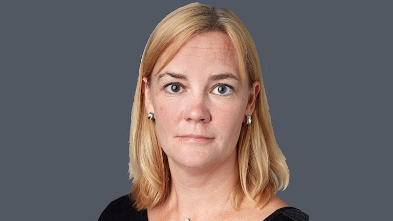 Kammaråklagare Karolin Hellsberg. Pressbild: Thomas Carlgren.
