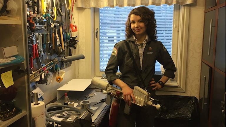 Anna Wikmanis, cosplayare