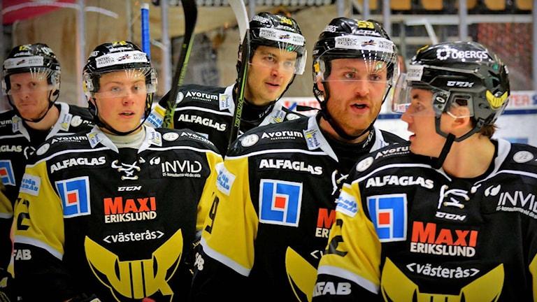VIK Hockey. Foto: Rune Åhlén.