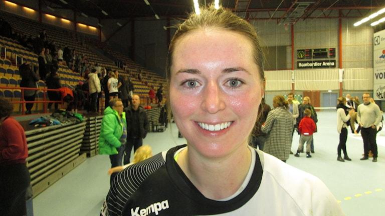 Viktoria Högström Unell VästeråsIrsta. Foto: Hans Sjöström/Sveriges Radio