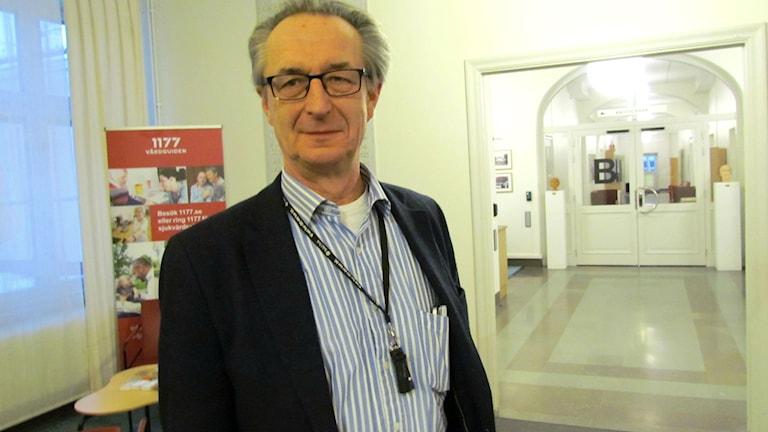 Tomas Högström.