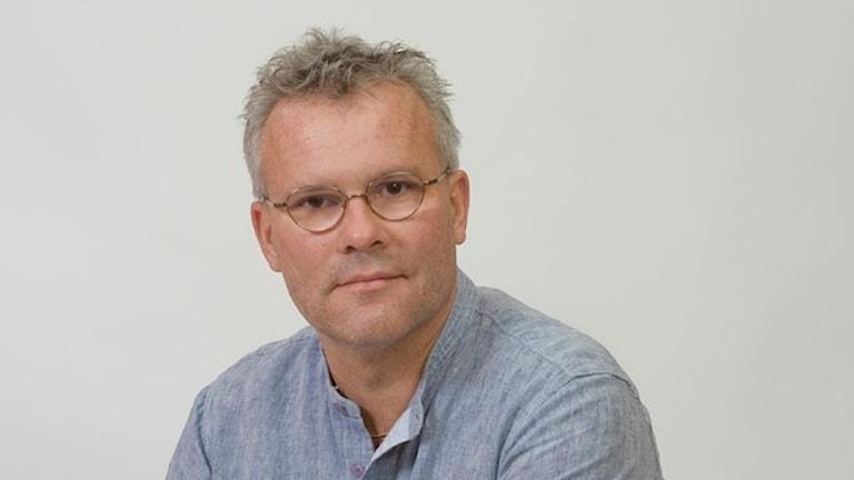 Tomas Ek, reporter på P4 Skaraborg.