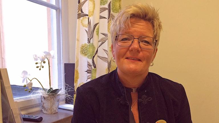 Liselott Sjöqvist, biträdande sjukhushef Västerås