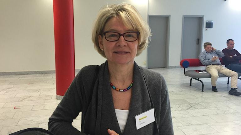 Anna Hammargren, vd för Sjöfartsforum