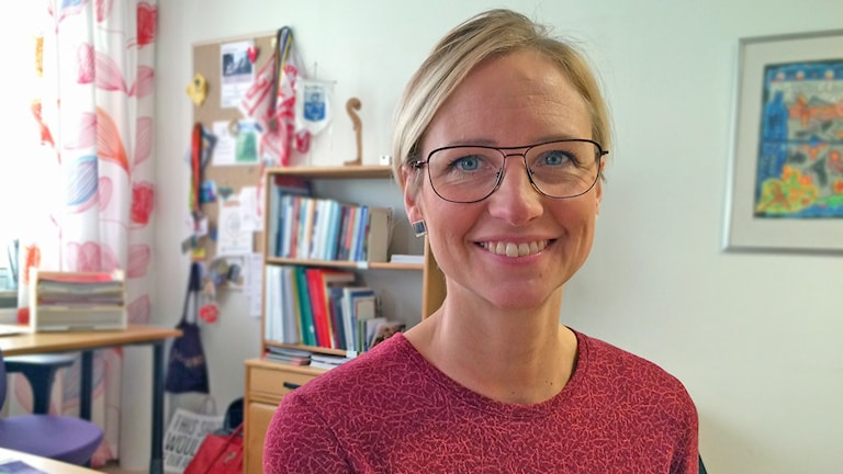 Åsa Eriksson, kommunalråd Norberg