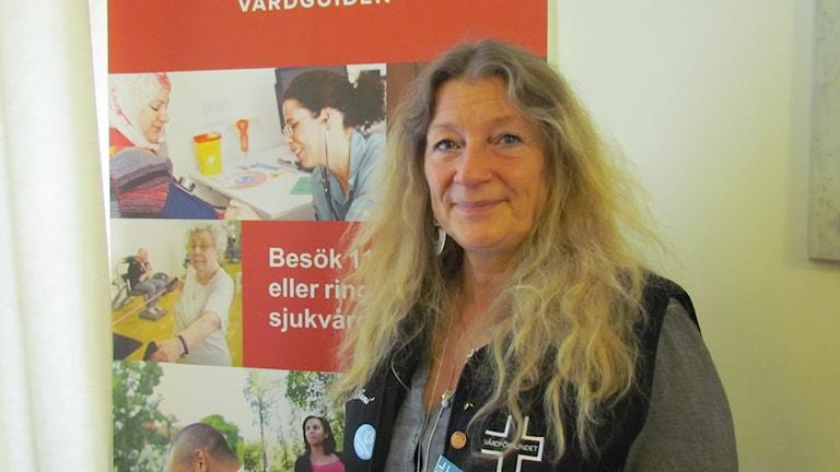 Janí Stjernström Vårdförbundet.