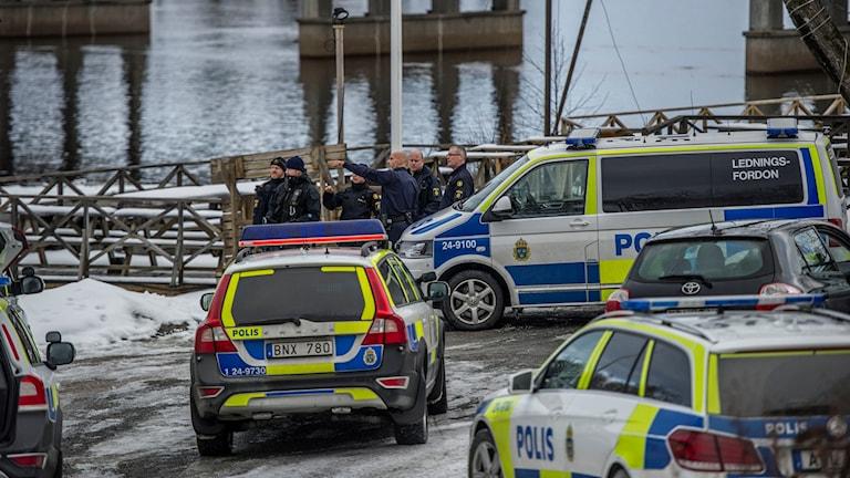 Polisen söker efter försvunnen 21-åring i Fagersta.