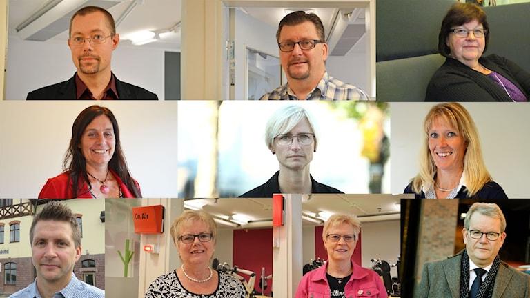 Namnkommunkampen: Alla kommunalråd i Västmanland