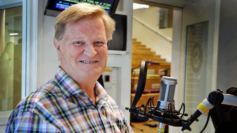 Thorbjörn Engback från Sala har skrivit en bok om Hercules.