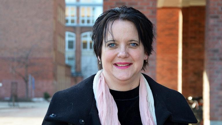 Amanda Agestav (KD) i Västerås.