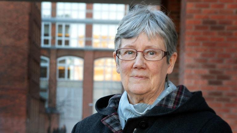 Lena Hjelm-Wallén.
