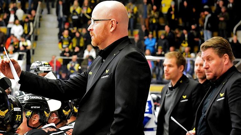 VIK Hockeys ledare