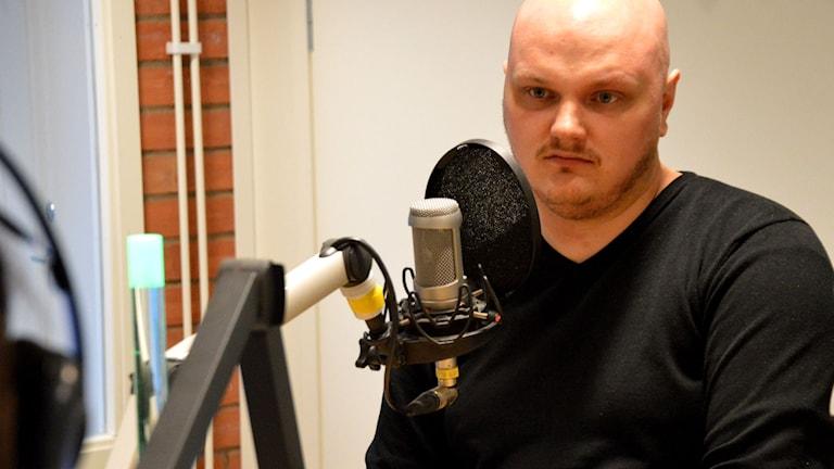 Tom Lindh är ordförande i VIK Support.
