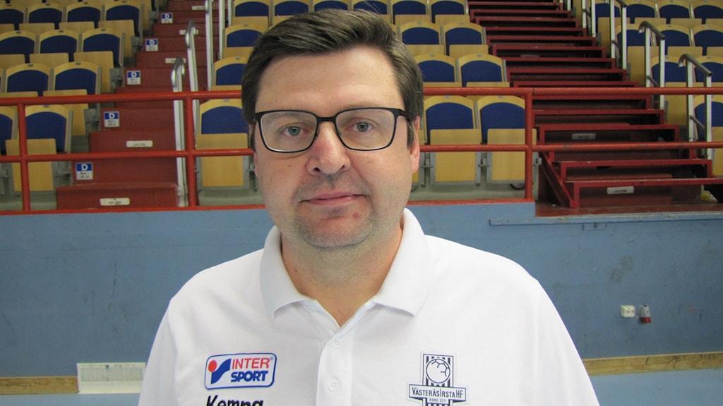 Andreas Jansson tränare VästeråsIrsta