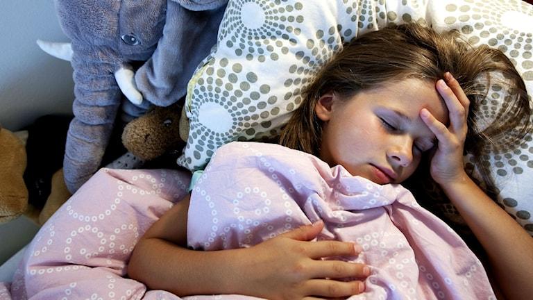 Västmanland var ett av de län där föräldrar vabbade allra mest i februari.