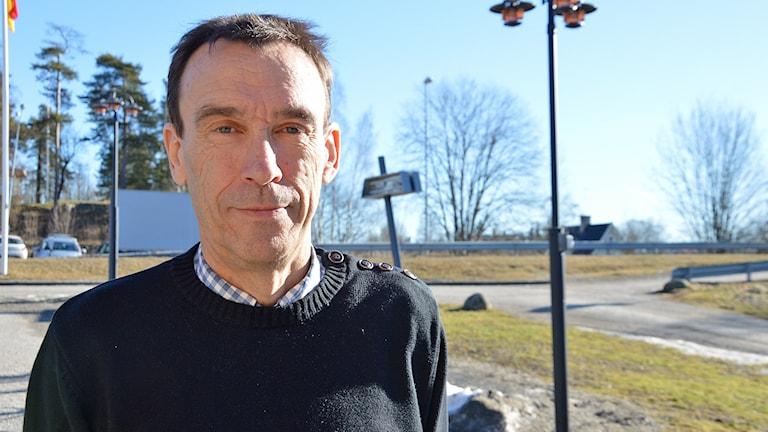 Kommunchef Anders Kilström Fagersta