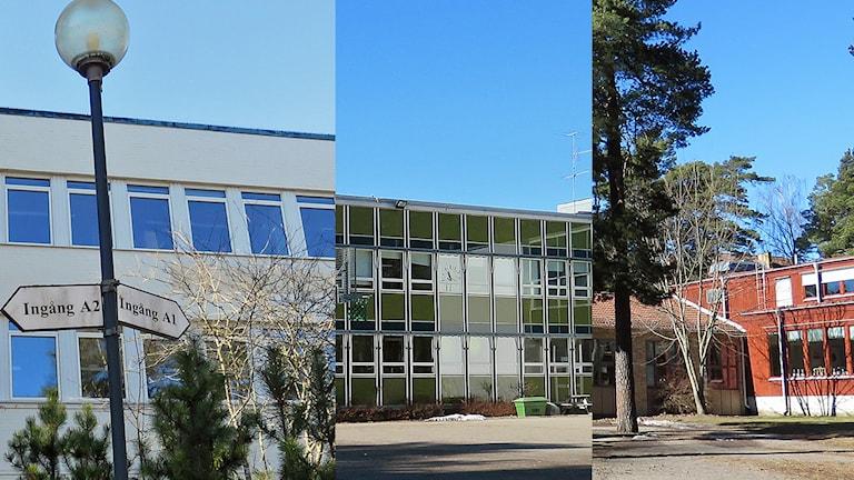 Skolflytten berör Parkskolan, Lindboskolan och Fredhemskolan.
