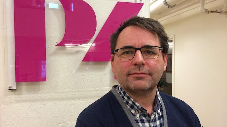 Niclas Månsson, professor i pedagogik vid Mälardalens Högskola