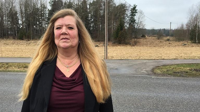 Lena Träff (S) ordförande för Socialdemokraterna i Arboga.