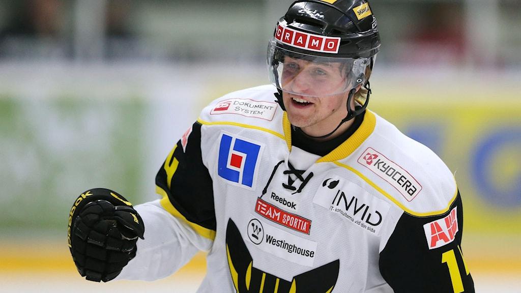 VIK Hockeys Mikael Frycklund