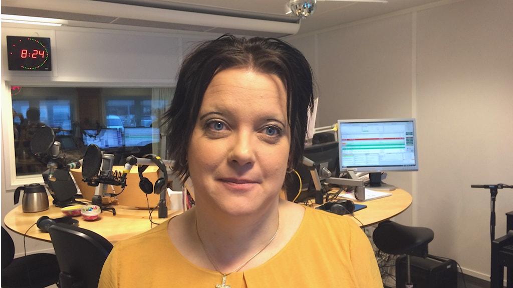 Amanda Agestav, kommunalråd i Västerås, KD