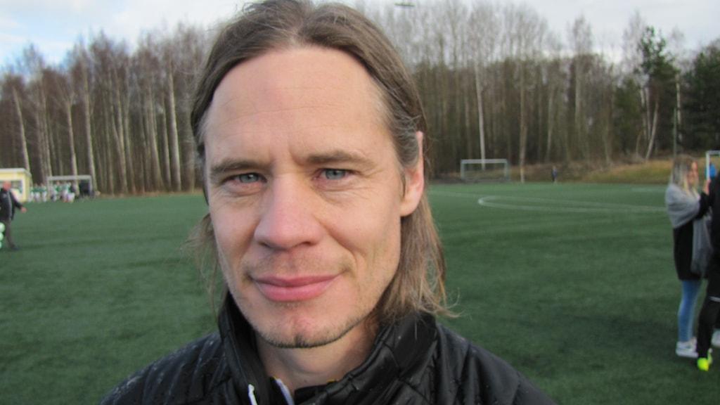 Michael Andersson tränare Skiljebo SK