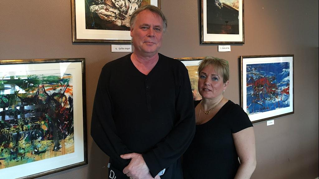 Lennart och Annelie Heintz