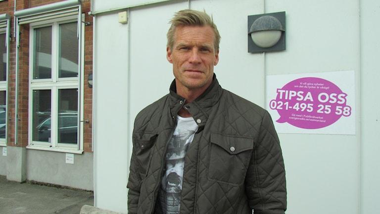 Johan Mjällby, manager VSK Fotboll
