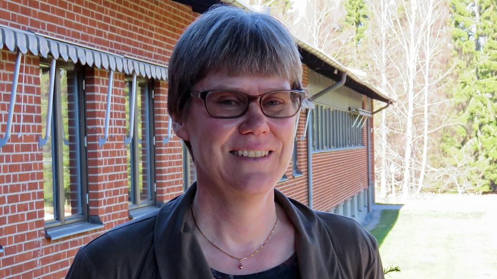 Susanne Lundberg verksamhetschef på individ- och familjeomsorgen i Arboga.