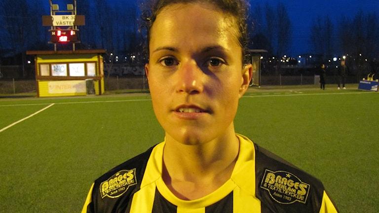 Nataly San Juan VIK Fotboll