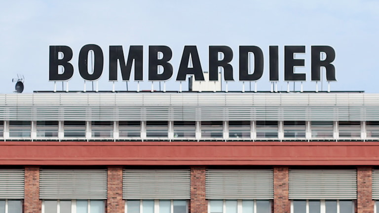 Bombardier i Västerås.
