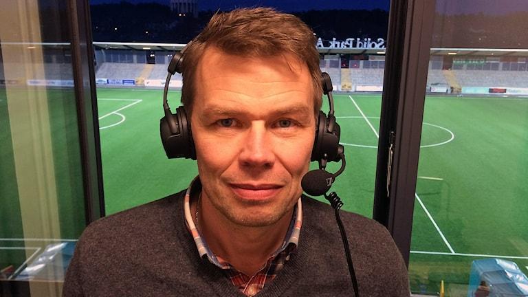 P4 Västmanlands fotbollexpert Matthias Andreasson