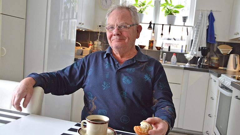 Robert Bergvall, konditormästare