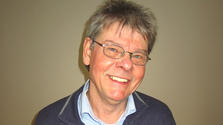 Tommy Leek, verksamhetsansvarig för Språnget i Fagersta