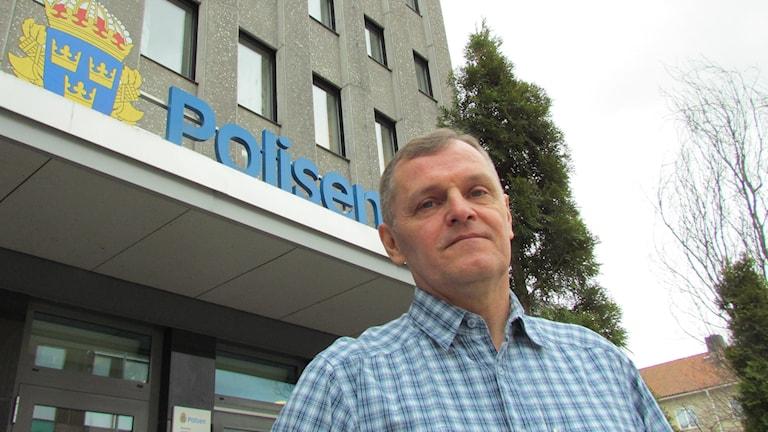 Per-Erik Lundberg, narkotikapolis i Västerås