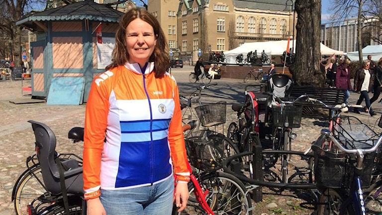 Maria Engelfeldt, Västerås Cykelklubb.