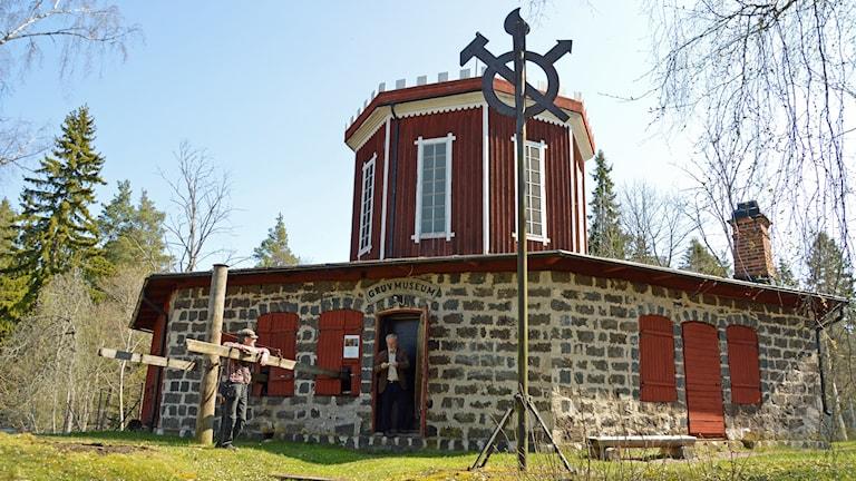 Norbergs gruvmuseum vid Mossgruveparken