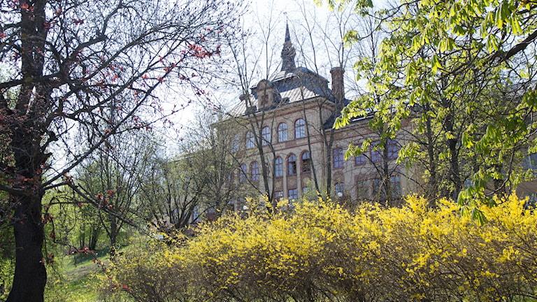 Fryxellska skolan i Västerås