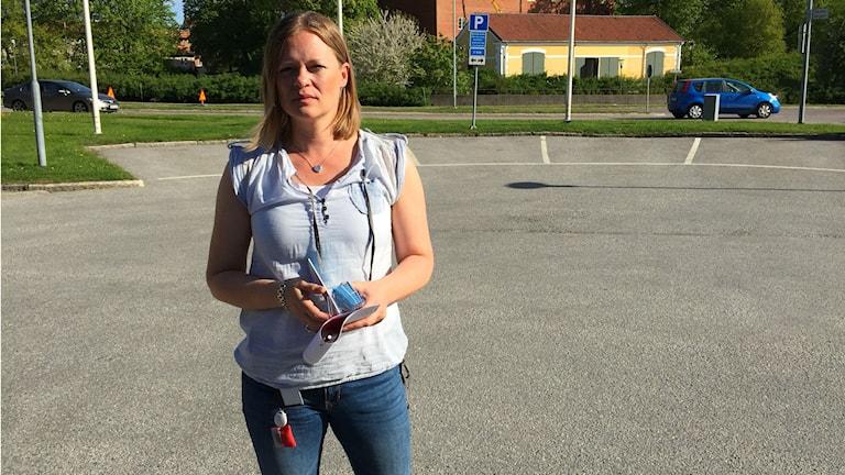 Pernilla Börjesson, utvecklingsledare vid länsstyrelsen.