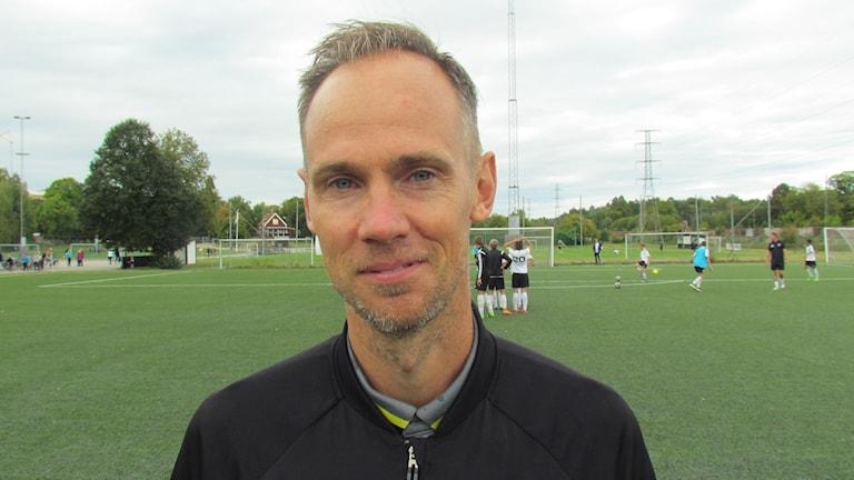 Jörgen Nyberg tränare Västerås BK30