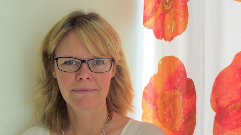 Annelie Pettersson, administrativ chef på sociala nämndernas förvaltning