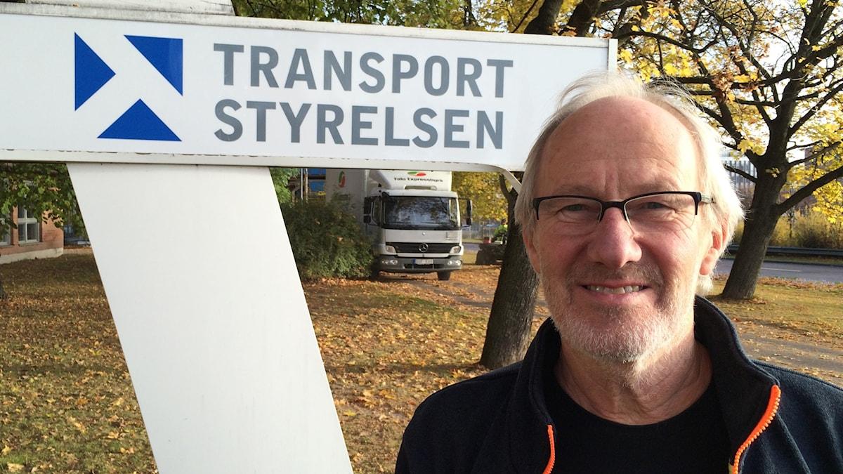 Lars Englund, chefsläkare på Transportstyrelsen.