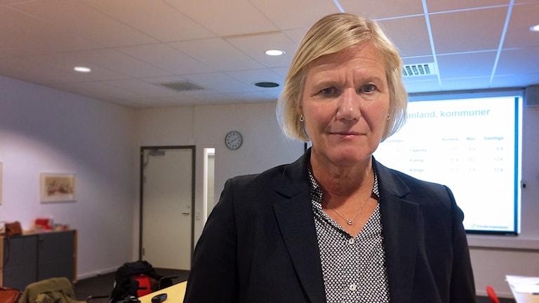 Ann-Marie Begler, generaldirektör Försäkringskassan.