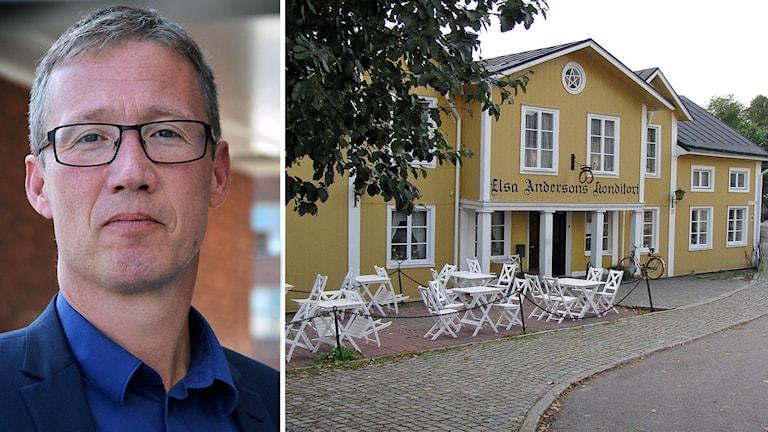 Mikael Hellberg, skadechef på Länsförsäkringar Bergslagen.