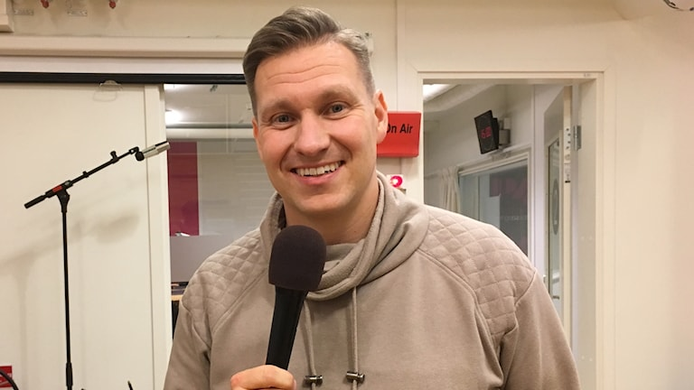Samuel Ljungblahd, gospelsångare