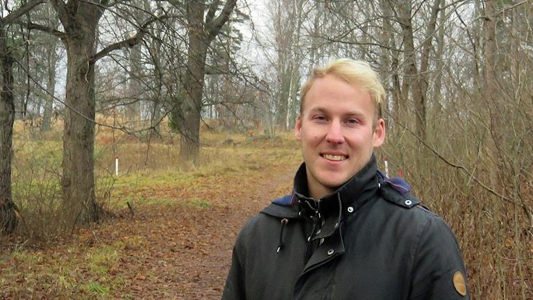 Jacob Lithammer planchef i Hallstahammar.
