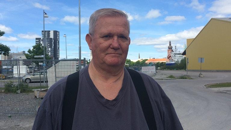 Torbjörn Eriksson hörde P4 Västmanland rapportering om Alina och blev upprörd.