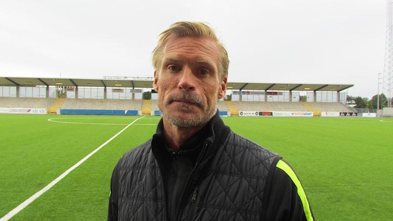 Johan Mjällby manager VSK Fotboll
